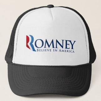 大統領のためのミット・ロムニー キャップ