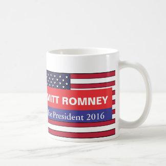 大統領のためのミット・ロムニー コーヒーマグカップ