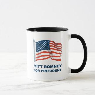 大統領のためのミット・ロムニー マグカップ