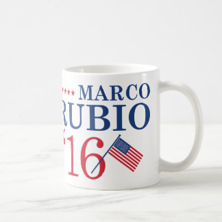 大統領のためのルビオ コーヒーマグカップ