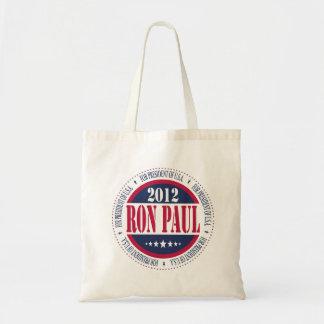 大統領のためのロン・ポール トートバッグ