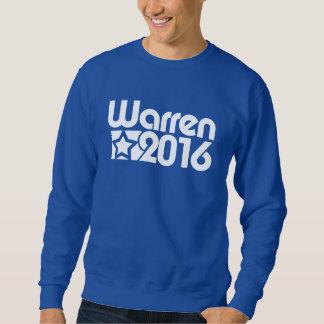 大統領のためのワーレン2016年 スウェットシャツ