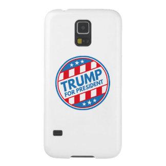 大統領のための切札 GALAXY S5 ケース