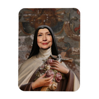 大統領のための神聖なヒラリー マグネット