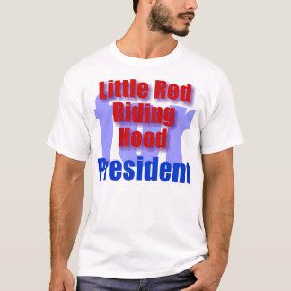 大統領のための赤ずきん Tシャツ