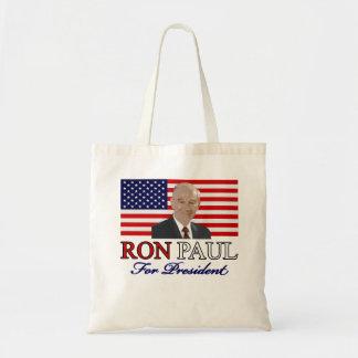 大統領のためのBagロン・ポール トートバッグ