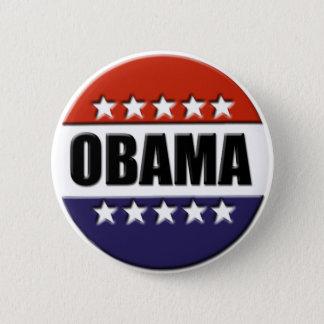 大統領のためのButtonオバマ 5.7cm 丸型バッジ