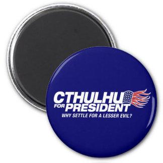 大統領のためのcthulhu -なぜ少しevのための長いす マグネット