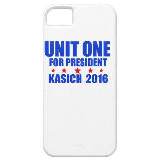 大統領のためのKasich 2016年単位1 iPhone SE/5/5s ケース