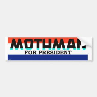 大統領のためのMothman バンパーステッカー