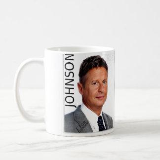 大統領のためのMugギャリージョンソン コーヒーマグカップ
