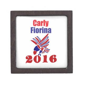 大統領のためのPolitical Design Carly Fiorina ギフトボックス