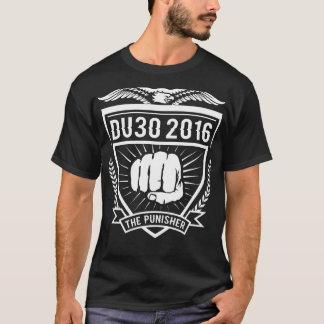大統領のためのShirt - DU30 2016年Duterte Tシャツ