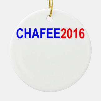 """大統領のためのShirts """" .pngリンカーンChafee セラミックオーナメント"""