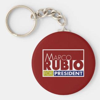 大統領のためのV1 Marcoルビオ キーホルダー