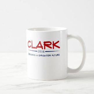 大統領のなキャンペーン:  クラーク2016年 コーヒーマグカップ
