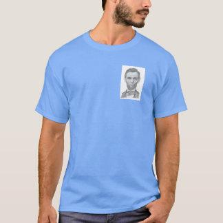 大統領のなジャージー Tシャツ