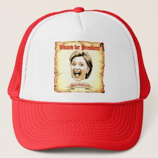 大統領の帽子のために望まれるヒラリー・クリントン2016 キャップ