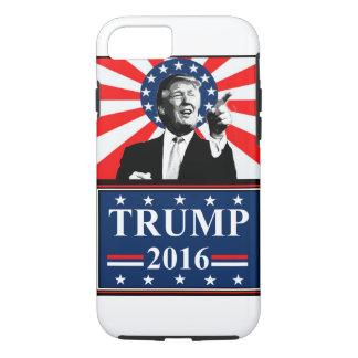 大統領の2016年のiPhone 7の場合のためのドナルド・トランプ iPhone 8/7ケース