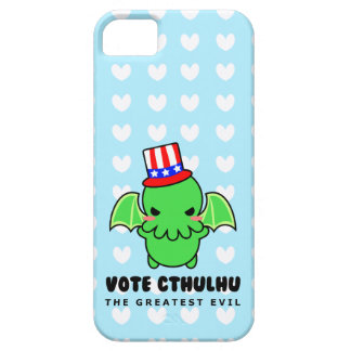 大統領のiPhoneの場合のための投票Cthulhu iPhone SE/5/5s ケース