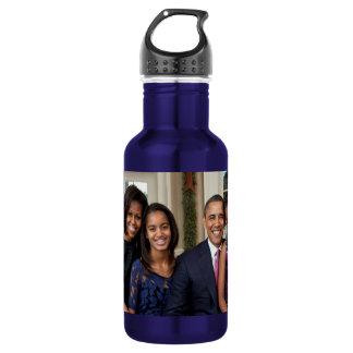 大統領バラック・オバマ及び家族 ウォーターボトル