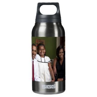 大統領バラック・オバマ及び家族 断熱ウォーターボトル