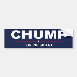 大統領バンパーステッカーのための元のばか バンパーステッカー