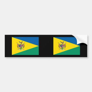 大統領共和国ナミビア、ナミビア バンパーステッカー