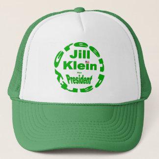 大統領米国の緑の党2012年のためのジルステイン キャップ