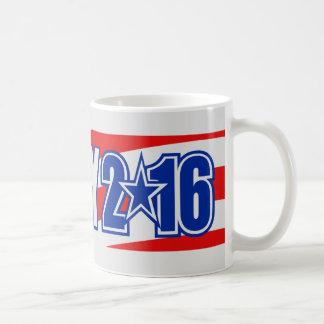 大統領選挙2016年のヒラリー・クリントン コーヒーマグカップ