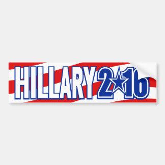 大統領選挙2016年のヒラリー・クリントン バンパーステッカー