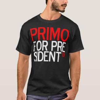 大統領09のためのPRIMO Tシャツ