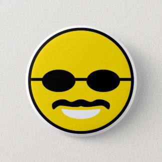 大統領2012スマイリーボタンのためのヘルマンカイン 5.7CM 丸型バッジ
