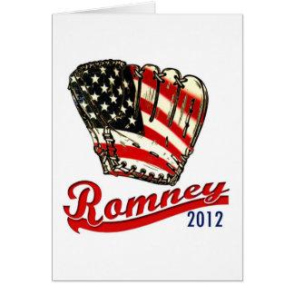 大統領2012年のためのミット・ロムニー カード