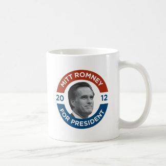大統領2012年のためのミット・ロムニー コーヒーマグカップ