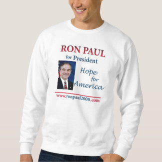 大統領2012年のためのロン・ポール スウェットシャツ