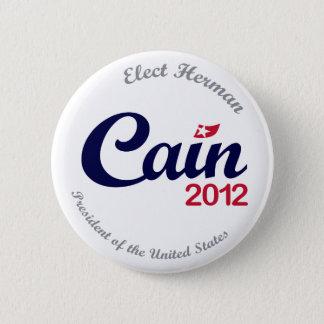 """大統領2012年""""精神""""ボタン2.5のためのヘルマンカイン 5.7CM 丸型バッジ"""