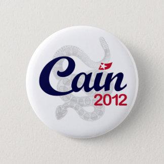 """大統領2012年""""精神DTOM"""" Buttnのためのヘルマンカイン 5.7cm 丸型バッジ"""