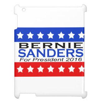 大統領2016キャンペーンのためのベルニーの研摩機 iPadカバー