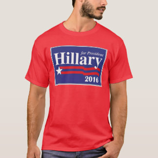 大統領2016キャンペーンのワイシャツのためのヒラリー・クリントン Tシャツ