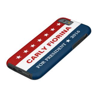 大統領2016サポートのキャンペーンのためのCarly Fiorina ケース