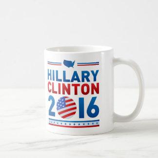 大統領2016マグのためのヒラリー・クリントン コーヒーマグカップ
