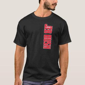 大統領2016年のためのジェブ・ブッシュ Tシャツ