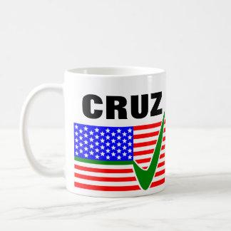 大統領2016年のためのテッドCruz コーヒーマグカップ