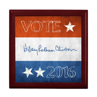 大統領2016年のためのヒラリー ギフトボックス