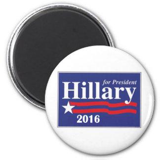 大統領2016年のためのヒラリー・クリントン マグネット