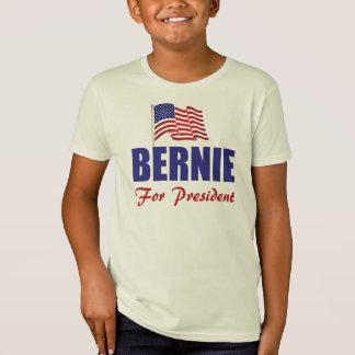 大統領2016年のためのベルニーの研摩機 Tシャツ