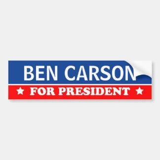 大統領2016年のためのベンカーソン バンパーステッカー