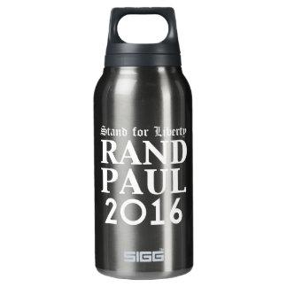 大統領2016年のためのランドポール 断熱ウォーターボトル