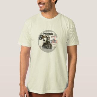 大統領2016年のためのGenghis Khan Tシャツ